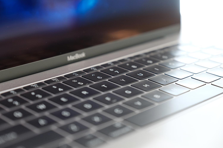 12インチMacBook 第2世代バタフライ構造キーボード