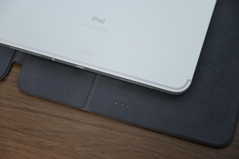 Smart Connector 新型iPad Pro